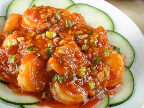 干燒蝦仁-竹科園區聚餐餐廳|湘滿樓