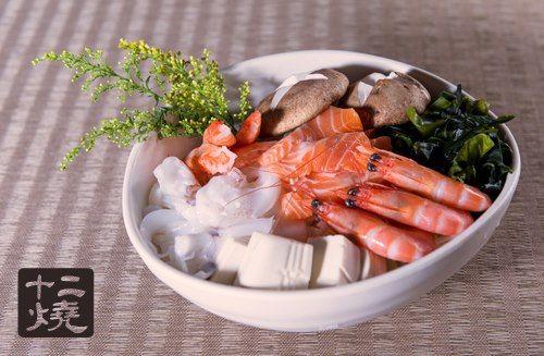 鮭魚石狩湯