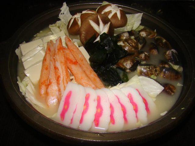 味噌蛤蜊鍋