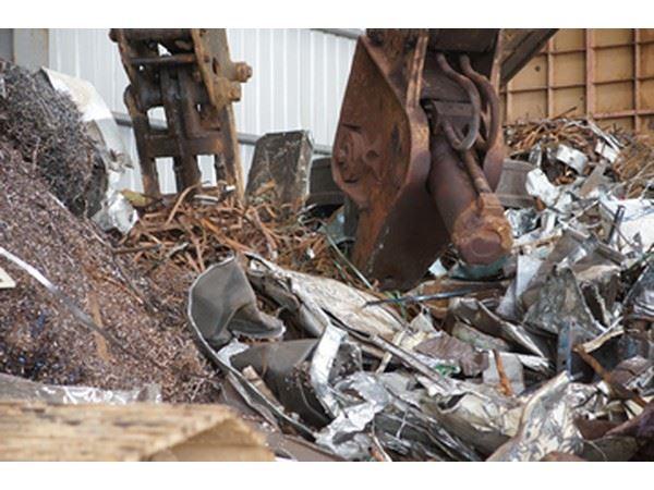 廢鐵專業回收專家