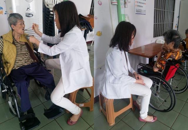 台南老人長期照顧