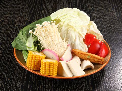 【素食套餐】刷刷鍋/