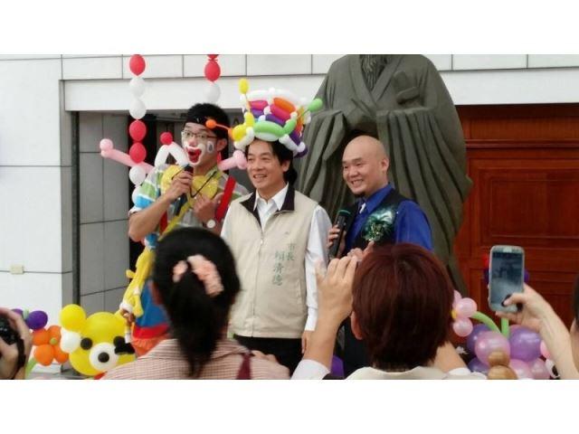 生日表演推薦之台南市長嘉賓