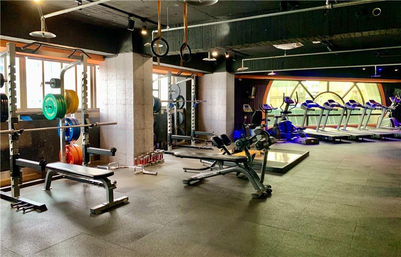 台中健身房