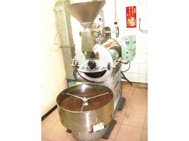 咖啡豆烘焙