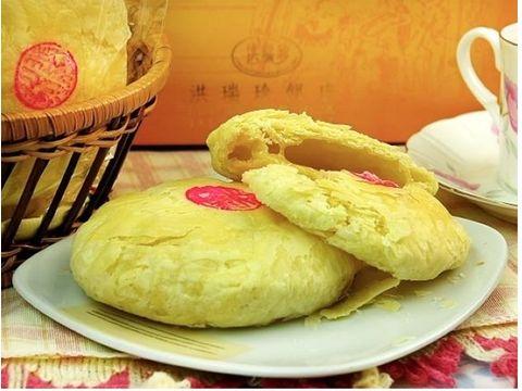 台中傳統糕餅–太陽餅