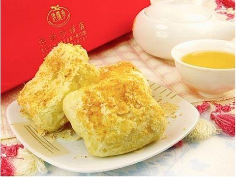 台中傳統糕餅–香妃酥