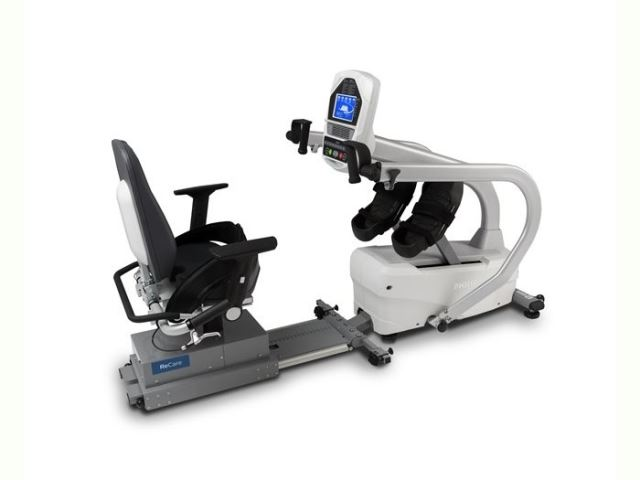 Total body steppers equipment