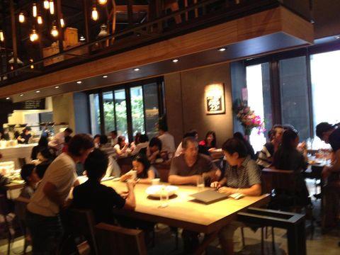 士林義式餐廳環境