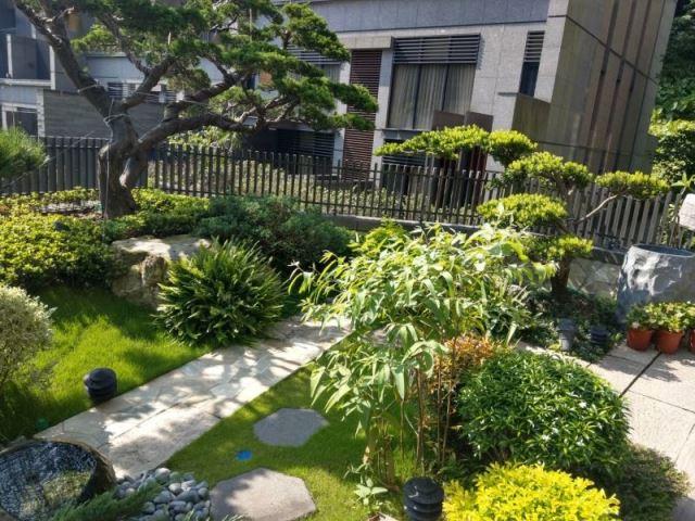 台北庭園造景設計