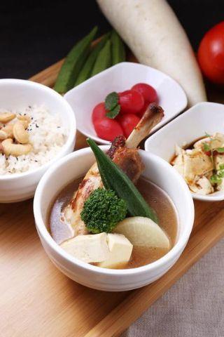 京都味噌豚骨燒
