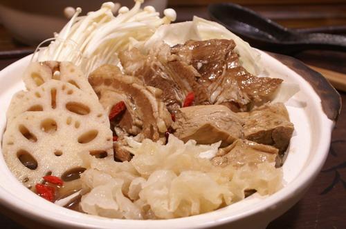 金豬益壽鍋套餐