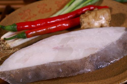 清蒸鱈魚套餐