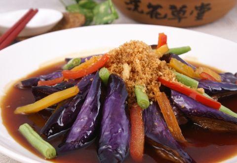 日式醬燒糯米茄