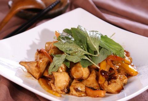 台式塔香杏菇