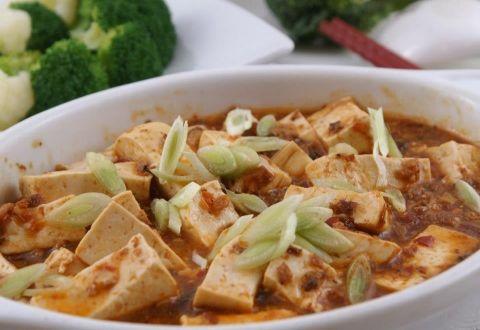 川式麻婆豆腐煲
