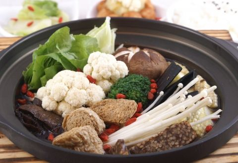 杜仲鮮蔬鍋
