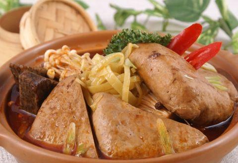 川式麻辣手工臭豆腐