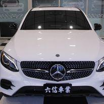 BENZ GLC300 COUPE-