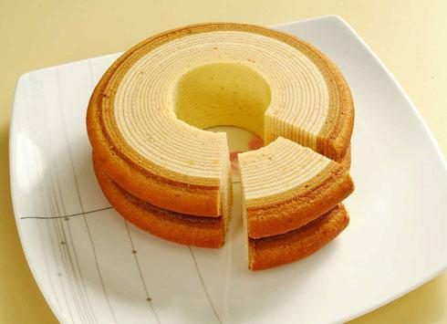 歐式年輪蛋糕禮盒