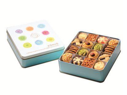 香榭午茶綜合小餅禮盒