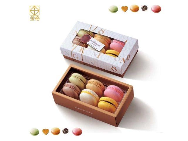 法式馬卡龍禮盒