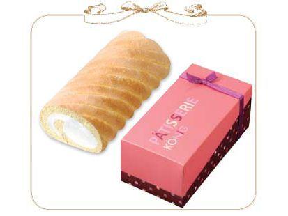 法式生奶油蛋糕捲禮盒