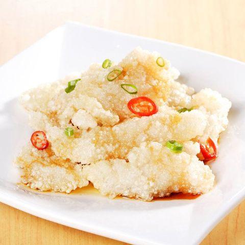 糖醋石斑魚