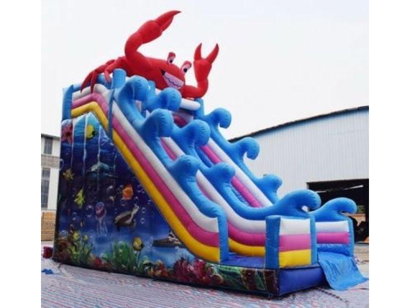 螃蟹水樂園