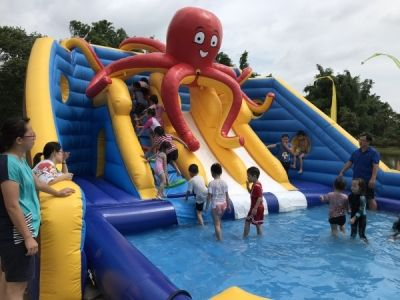 章魚海盜船水樂園