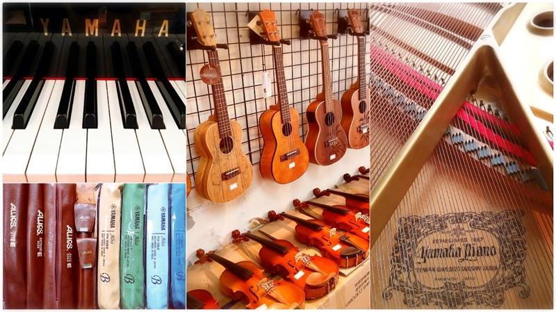 高雄提琴、鋼琴專賣、木笛直笛批發、高雄樂器批發