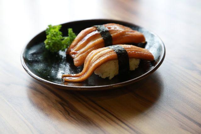 穴子)握壽司