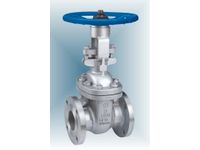 "Flanged Gate Valve  BOLTED BONNET GATE VALVE * Bolted Bonnet type * Size Range: 2"" ~ 24"" * Materials"
