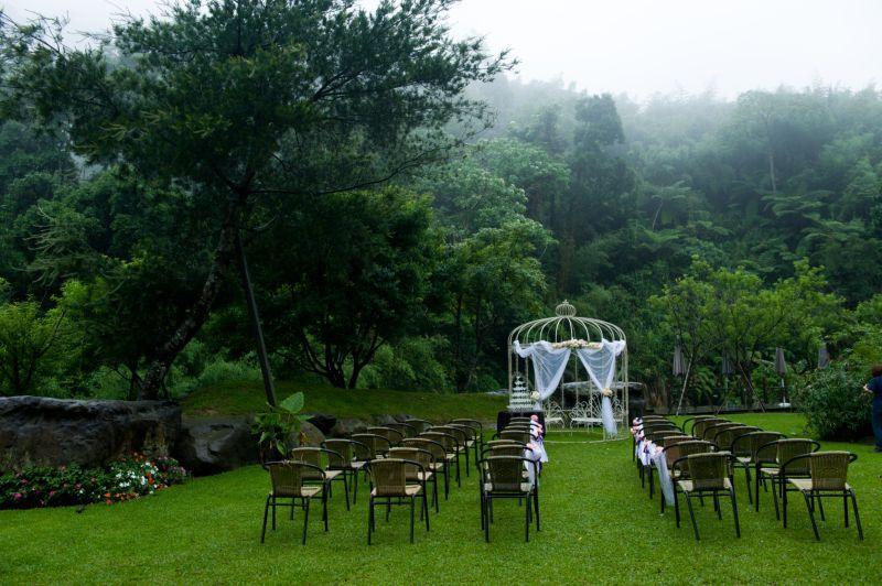 漫步雲端戶外婚禮