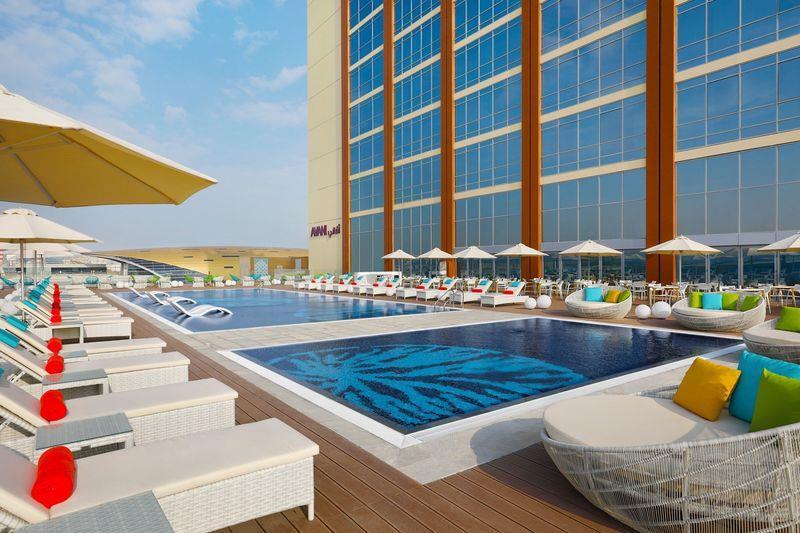 體驗奢華中東度假風情 Avani Ibn Battuta Dubai